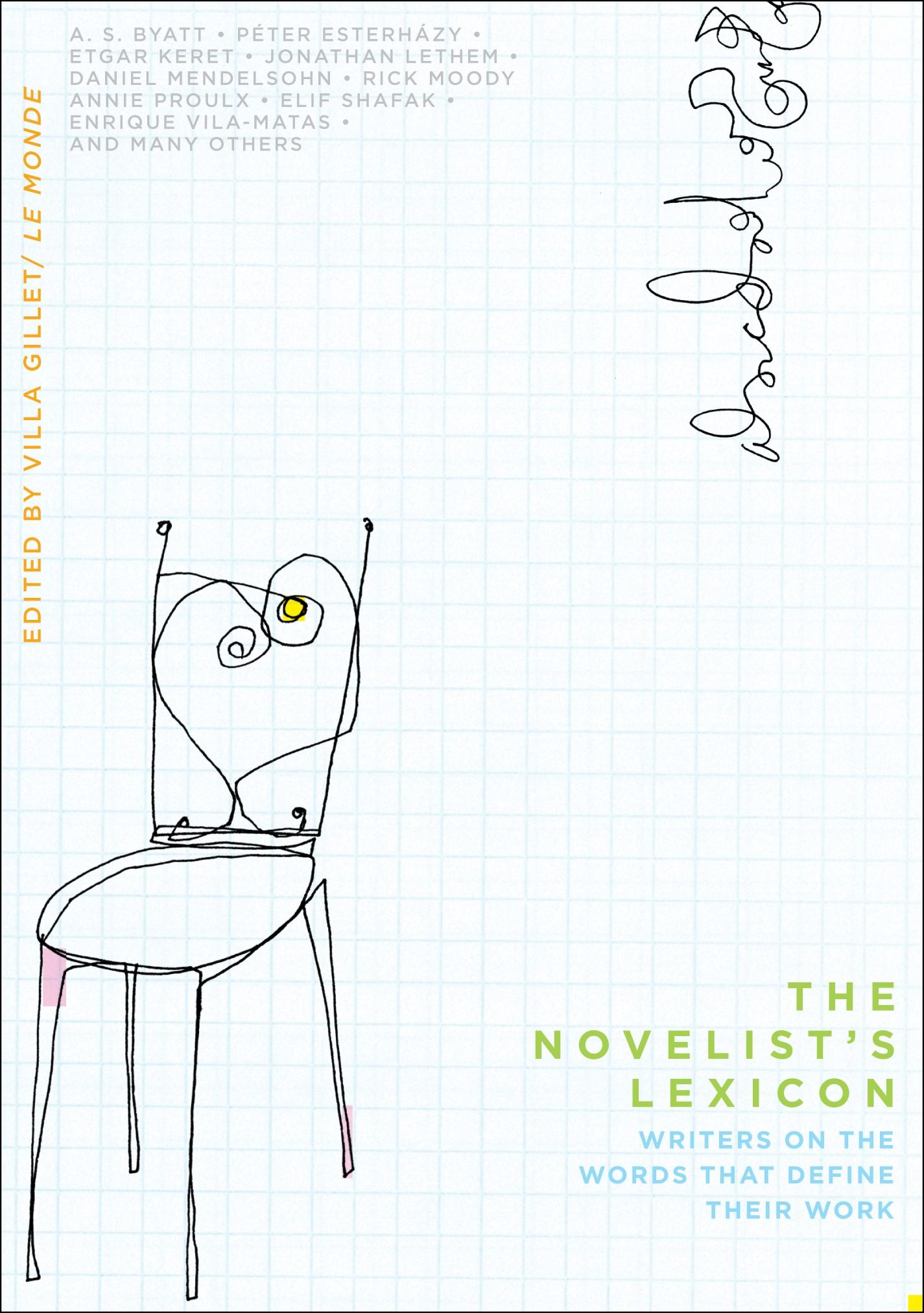 Abbildung von Monde | The Novelist's Lexicon | 2010