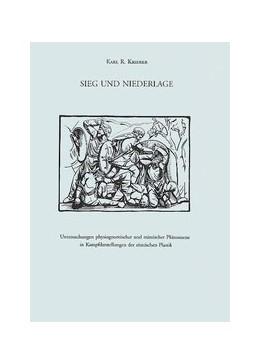 Abbildung von Krierer | Sieg und Niederlage | 1995 | Untersuchungen physiognomische... | 1