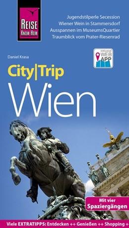 Abbildung von Krasa | Reise Know-How CityTrip Wien | 8., neu bearbeitete und aktualisierte Auflage | 2019 | Reiseführer mit Stadtplan, 4 S...