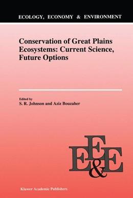 Abbildung von Johnson / Bouzaher | Conservation of Great Plains Ecosystems: Current Science, Future Options | 1995 | 5