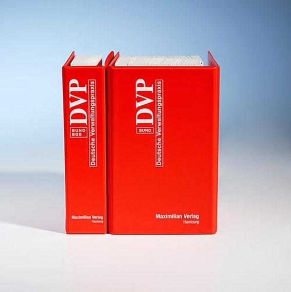 DVP Bund | Loseblattwerk mit 92. Aktualisierung (Cover)