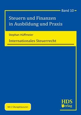 Abbildung von Hüffmeier | Internationales Steuerrecht | 2019 | Band 15