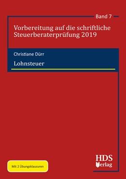 Abbildung von Dürr | Lohnsteuer | 2019 | Band 7