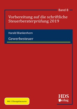 Abbildung von Blankenhorn | Gewerbesteuer | 2019 | Band 8