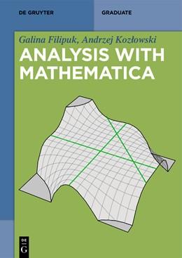 Abbildung von Filipuk / Kozlowski | Analysis with Mathematica | 2019 | Volume 1: Single Variable Calc...