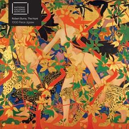 Abbildung von Adult Jigsaw Puzzle National Galleries Scotland: Robert Burns, The Hunt | 1. Auflage | 2019 | beck-shop.de