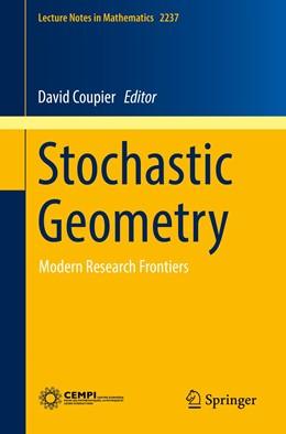Abbildung von Coupier | Stochastic Geometry | 1st ed. 2019 | 2019 | Modern Research Frontiers | 2237