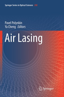 Abbildung von Polynkin / Cheng | Air Lasing | Softcover reprint of the original 1st ed. 2018 | 2019 | 208