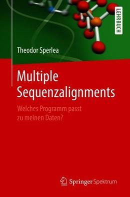 Abbildung von Sperlea | Multiple Sequenzalignments | 1. Auflage | 2019 | beck-shop.de