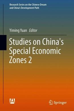 Abbildung von Yuan | Studies on China's Special Economic Zones 2 | 1st ed. 2019 | 2019