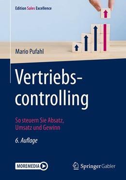 Abbildung von Pufahl | Vertriebscontrolling | 6. Auflage | 2019 | beck-shop.de