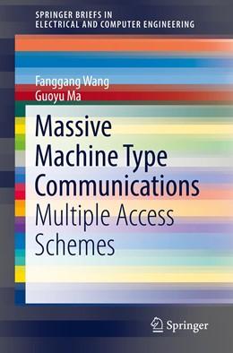 Abbildung von Wang / Ma   Massive Machine Type Communications   1. Auflage   2019   beck-shop.de