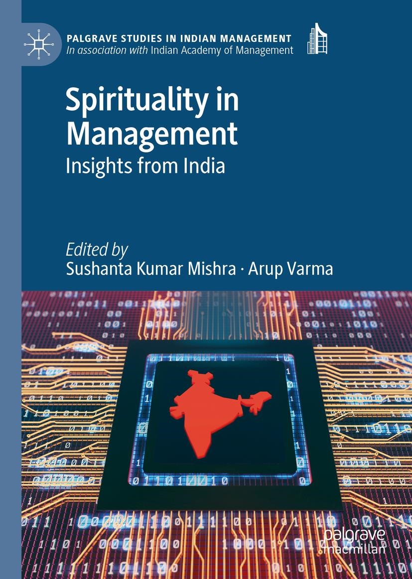 Abbildung von Mishra / Varma | Spirituality in Management | 2019