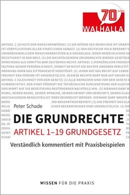 Abbildung von Schade | Die Grundrechte (Art. 1-19 GG) | 2019