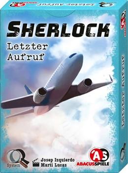Abbildung von Izquierdo Sánchez / Lucas Feliu | Sherlock - Letzter Aufruf | 1. Auflage | 2020 | beck-shop.de