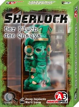 Abbildung von Izquierdo Sánchez / Lucas Feliu   Sherlock - Der Fluch des Qhaqya   1. Auflage   2019   beck-shop.de