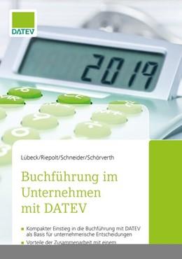 Abbildung von Lübeck / Riepolt | Buchführung im Unternehmen mit DATEV | 7. Auflage | 2020 | beck-shop.de