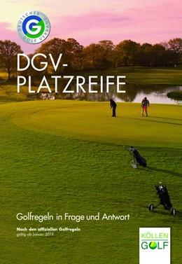 Abbildung von DGV-Platzreife | 1. Auflage | 2019 | beck-shop.de