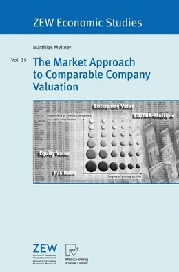 Abbildung von Meitner | The Market Approach to Comparable Company Valuation | 2006 | 35