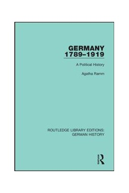 Abbildung von Ramm | Germany 1789-1919 | 1. Auflage | 2019 | 35 | beck-shop.de