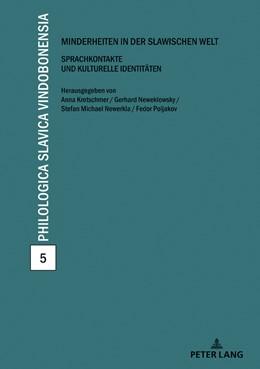 Abbildung von Kretschmer / Neweklowsky / Newerkla / Poljakov | Minderheiten in der slawischen Welt | 2019 | Sprachkontakte und kulturelle ... | 5