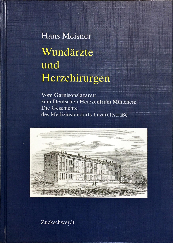 Abbildung von Meisner | Wundärzte und Herzchirurgen | 2002