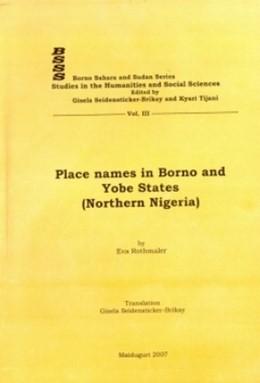 Abbildung von Rothmaler | Place Names in Borno and Yobe States (Northern Nigeria) | 1. Auflage | | 3 | beck-shop.de