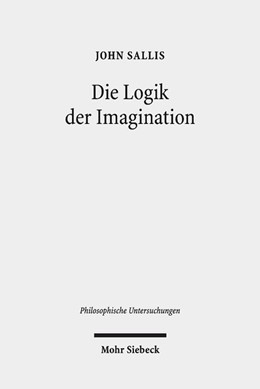 Abbildung von Sallis | Logik der Imagination | 2019 | Die Weite des Elementaren | 47