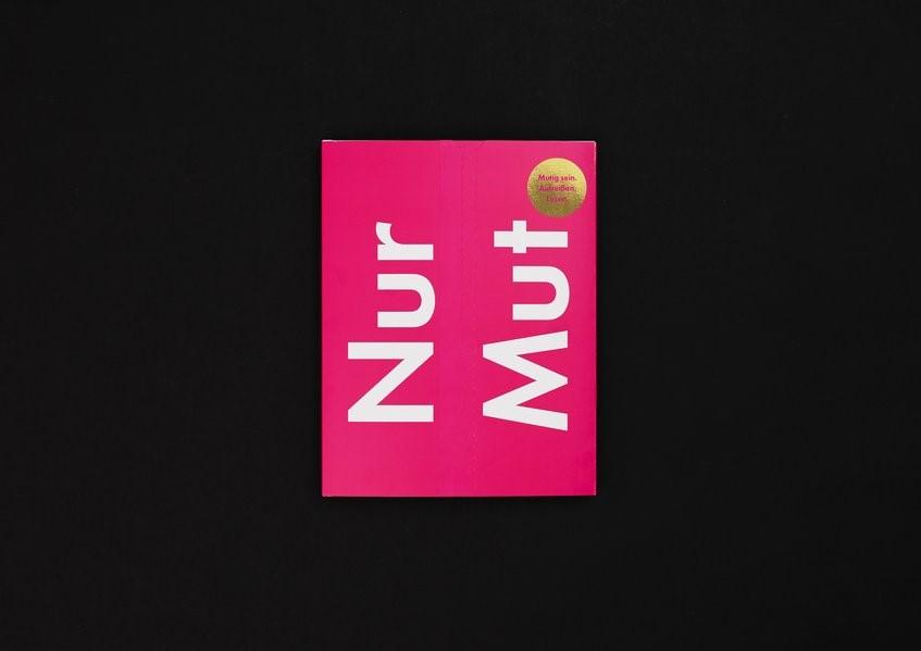 Abbildung von A. T. Kearney GmbH | Nur Mut | 2018