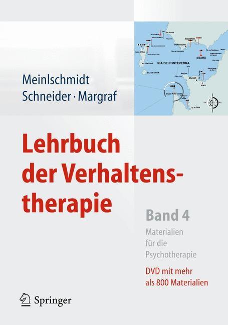 Abbildung von Meinlschmidt / Schneider / Margraf | Lehrbuch der Verhaltenstherapie | 1st Edition. | 2011