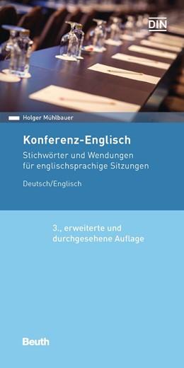 Abbildung von Mühlbauer | Konferenz-Englisch | erweiterte Ausgabe | 2019 | Stichwörter und Wendungen für ...