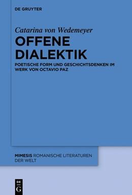 Abbildung von Wedemeyer | Offene Dialektik | 2019 | Poetische Form und Geschichtsd... | 75