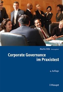 Abbildung von Hilb | Corporate Governance im Praxistest | 4. Auflage | 2019 | beck-shop.de