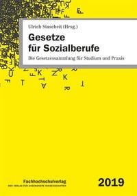 Gesetze für Sozialberufe 2019 | Stascheit (Hrsg.) | 34. Auflage, 2019 | Buch (Cover)