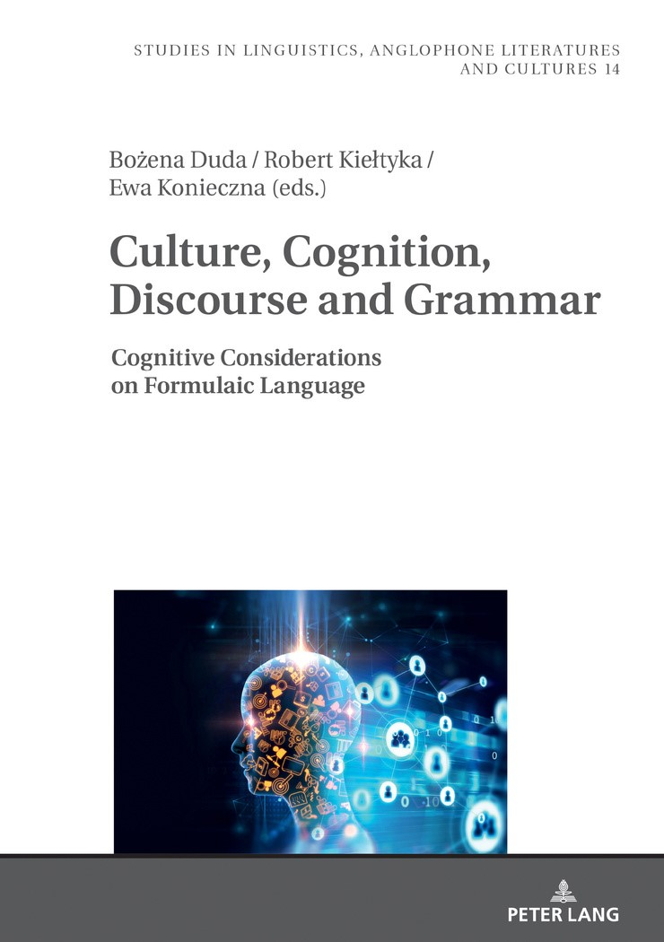 Culture, Cognition, Discourse and Grammar | Duda / Kieltyka / Konieczna, 2019 | Buch (Cover)