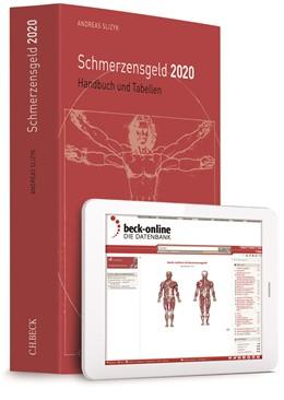 Abbildung von Slizyk | Schmerzensgeld 2020 | 16., überarbeitete und aktualisierte Auflage | 2020 | Handbuch und Tabellen