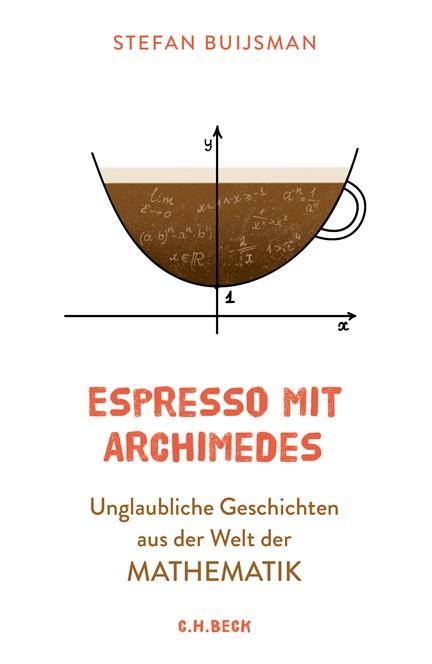 Cover: Stefan Buijsman, Espresso mit Archimedes