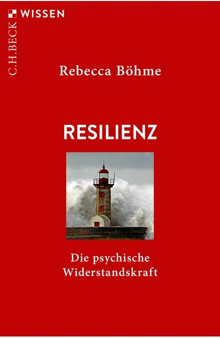Cover: Rebecca Böhme, Resilienz