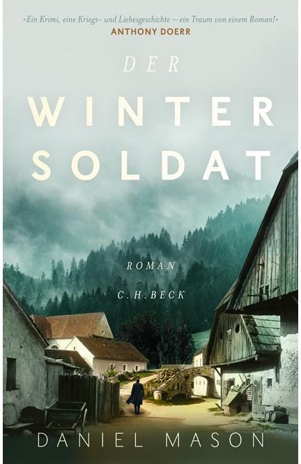 Cover: Daniel Mason, Der Wintersoldat