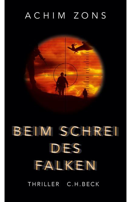Cover: Achim Zons, Beim Schrei des Falken