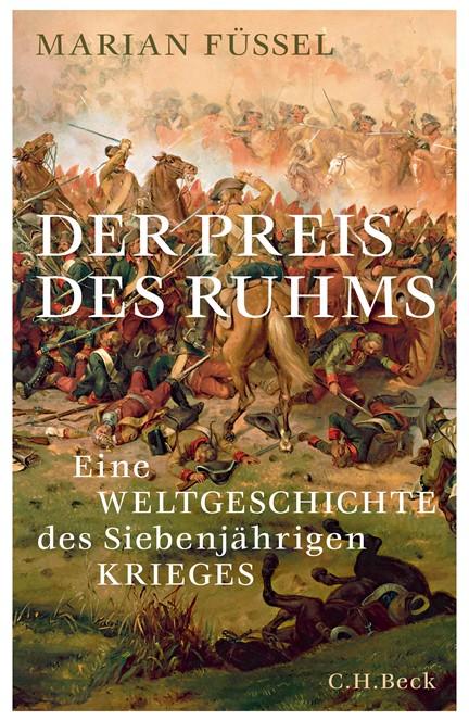 Cover: Marian Füssel, Der Preis des Ruhms