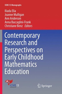 Abbildung von Elia / Mulligan | Contemporary Research and Perspectives on Early Childhood Mathematics Education | 1. Auflage | 2019 | beck-shop.de