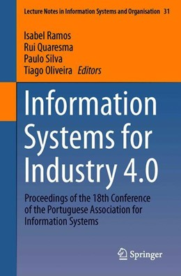 Abbildung von Ramos / Quaresma | Information Systems for Industry 4.0 | 1. Auflage | 2019 | 31 | beck-shop.de