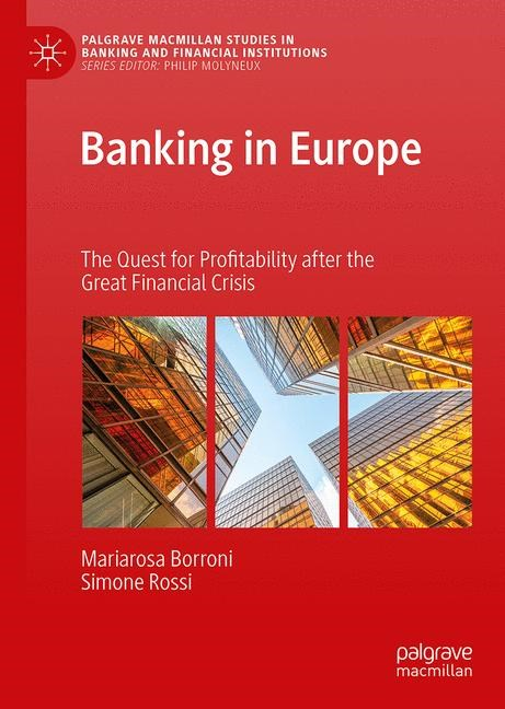 Banking in Europe | Borroni / Rossi | 1st ed. 2019, 2019 | Buch (Cover)