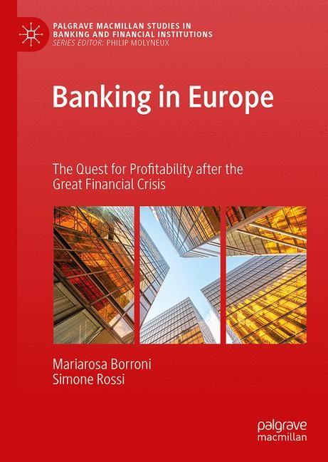 Abbildung von Borroni / Rossi | Banking in Europe | 1st ed. 2019 | 2019