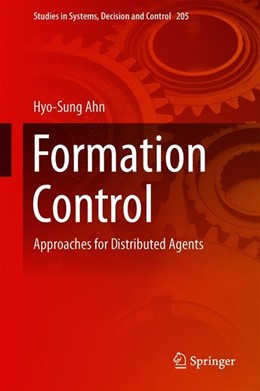 Abbildung von Ahn | Formation Control | 1st ed. 2020 | 2019 | Approaches for Distributed Age... | 205
