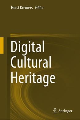 Abbildung von Kremers | Digital Cultural Heritage | 1st ed. 2020 | 2019