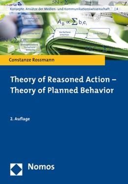 Abbildung von Rossmann | Theory of Reasoned Action - Theory of Planned Behavior | 2. Auflage | 2020 | beck-shop.de