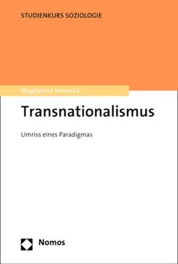 Abbildung von Nowicka | Transnationalismus | 2019 | Umriss eines Paradigmas