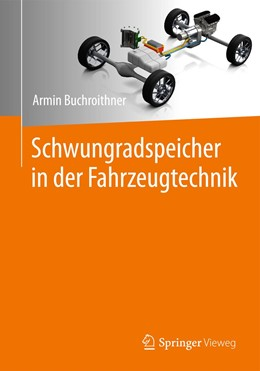 Abbildung von Buchroithner | Schwungradspeicher in der Fahrzeugtechnik | 2020